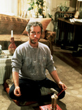 Goodbye Girl  Richard Dreyfuss  1977  Cross Legged In Yoga Position