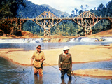 The Bridge On The River Kwai  Alec Guinness  Sessue Hayakawa  1957