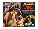 The Devil And Miss Jones  Robert Cummings  Jean Arthur  1941
