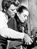 The Unforgiven  Burt Lancaster  Audrey Hepburn  1960