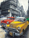 Havana Vintage Classic Cars I