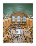Grand Central From Above II