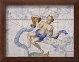 The Constellation of Aquarius by James Thornhill