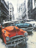 Havana Vintage Classic Cars II