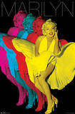 Marilyn Monroe - Colorful Pop Art