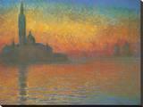 San Giorgio Maggiore at Dusk  1908