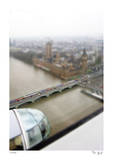 Tilt Shift London Eye