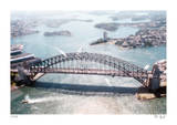 Tilt Shift Sydney Bridge