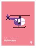 You Know What's Awesome Helicopters (Pink)