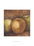 Rustic Apples I