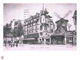 1898 Façade du Moulin Rouge