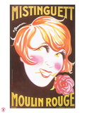 1925 Mistinguett (yellow)