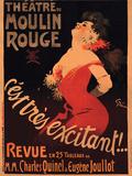 1911 Moulin Rouge C'est Très Excitant
