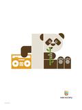 Wee Alphas  Polly the Panda