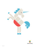 Wee Alphas  Ulysses the Unicorn
