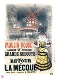 1897 Moulin Rouge  retour à la Mecque