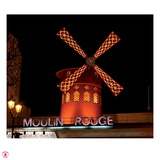 2010 Moulin at night
