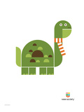 Wee Alphas  Don the Dinosaur
