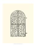 Wrought Iron Gate VII