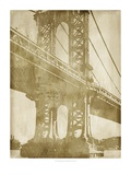 Non-Embellished Bridge Etching II