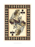 Harlequin Cards III