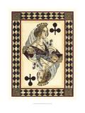Harlequin Cards III