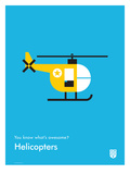 You Know What's Awesome Helicopters (Blue)