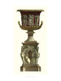 Piranesi Vase on Pedestal I