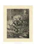 Vintage Roe Deer I
