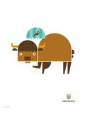 Wee Alphas  Biki the Buffalo