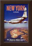 New York by Clipper