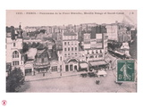 1912 Carte Postal Moulin Rouge