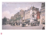 1905 Carte Postal Moulin Rouge