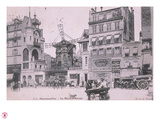 1903 Place Blanche Moulin Rouge
