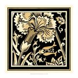 Neutral Floral Motif I