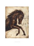 Weathered Equestrian II