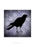 Crow and Damask