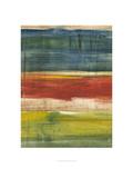 Vibrant Abstract I