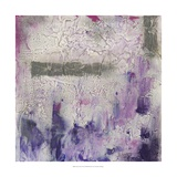 Dusty Violet I Reproduction d'art par Jennifer Goldberger