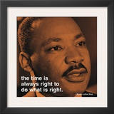 Martin Luther King  Jr: Right