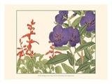 Small Japanese Flower Garden VI