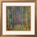 Tannenwald (Pine Forest)  1902