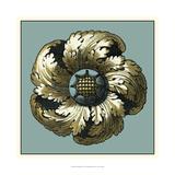 Floral Medallion II
