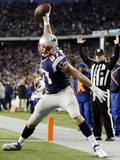 Indianapolis Colts and New England Patriots NFL: Rob Gronkowski