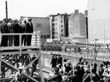 President John Kennedy in Berlin