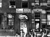 Communist Party Headquarters in New York City