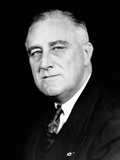 President Franklin Roosevelt in a Portrait Photo Released for the Second Inaugural  Jan 19  1937