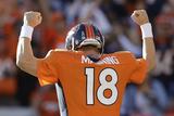 Tampa Bay Buccaneers and Denver Broncos NFL: Peyton Manning