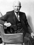 President Eisenhower in a 1966 Portrait