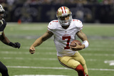New Orleans Saints and San Francisco 49ers NFL: Colin Kaepernick